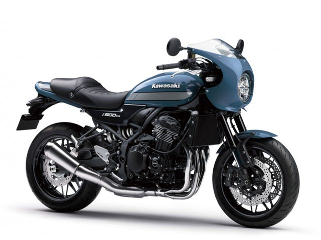 New Z900RS colors