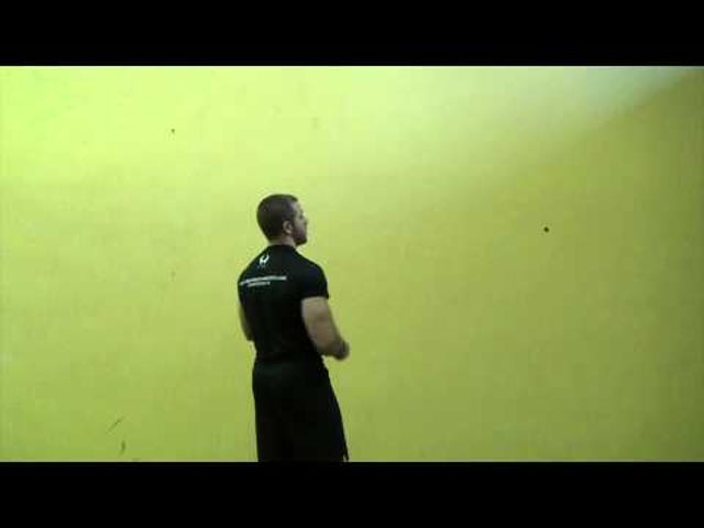 Improve Your Hand Eye Coordination and Athleticism with a Tennis Ball