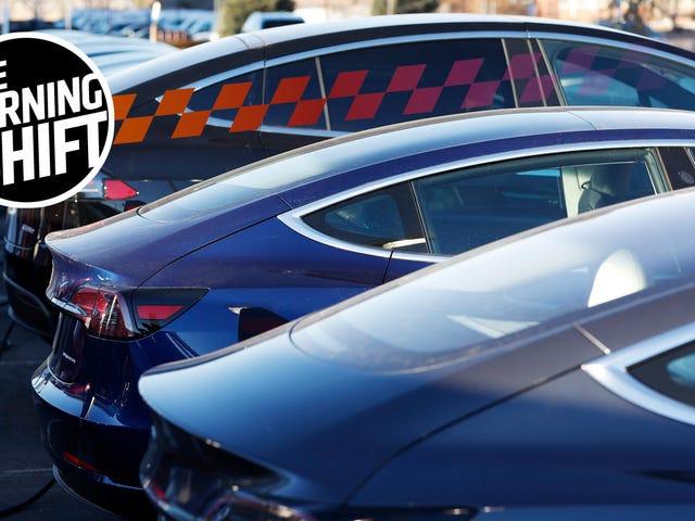 Tesla, GM et Ford ont subi un premier trimestre brutal
