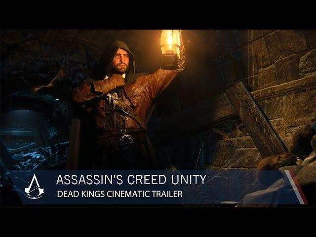지연되는 <i>Assassin's Creed Unity</i> DLC Out 1 월 중순