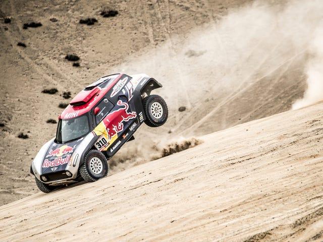 This Weekend Kicks Off America's Best Shot At Winning The Grueling Dakar Rally