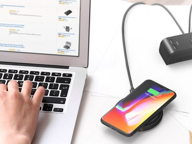 Save $10 On a Qi Pad That Will Charge Your iPhone Faster