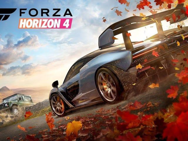 Forza Horizon 4 Announced.