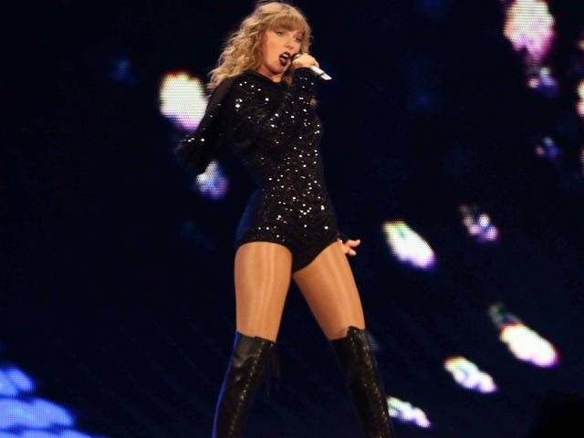 Taylor Swift Rebranding as Cat, But Which One?