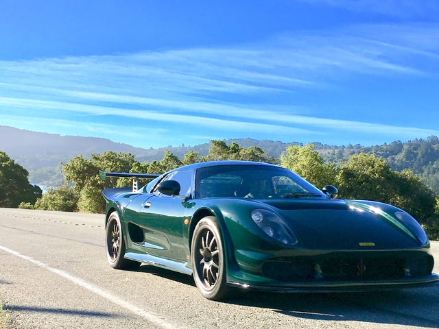Analog Sports-Cars: I bought a Noble M12-GTO 3R