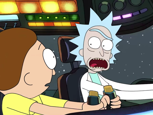 Biophysicist applies large brain to analyze Rick And Morty