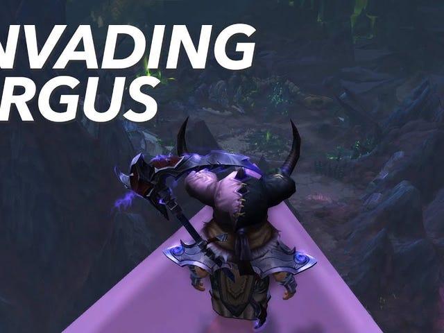 O World Of Warcraft mais recente teria feito uma grande expansão