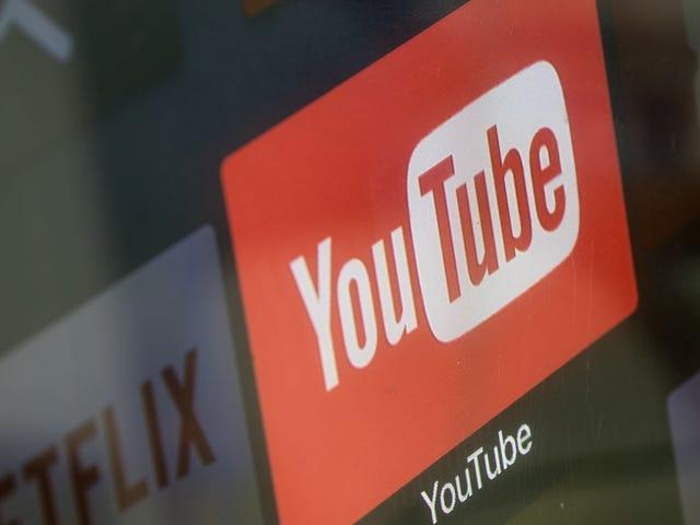 Ang YouTube, na nagugutom sa mga pagtingin, ay pinahihintulutang pinahihintulutan ang nakakagambala, mga komplotador na video upang umunlad