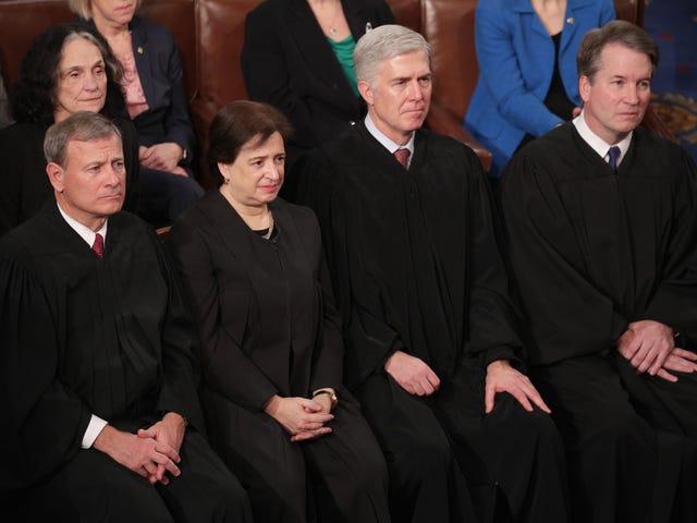 La Corte Suprema dice ai repubblicani della Virginia di avere diversi posti perché gli anziani erano razzisti