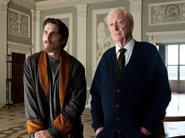 Batman's Butler Alfred Is Finally Getting the Live-Action Origin Story He Deserves