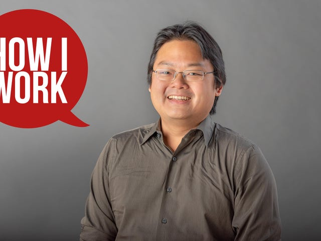 I'm Behavioral Economist Benjamin Ho, and This Is How I Work