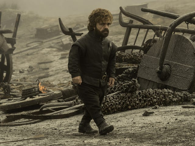 Op <i>Game of Thrones</i> , de kraken beginnen te tonen