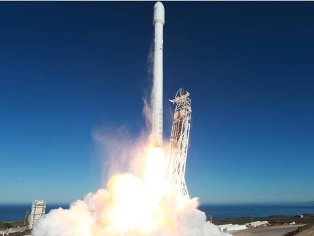Die neueste Version von Falcon 9 (actualizado)