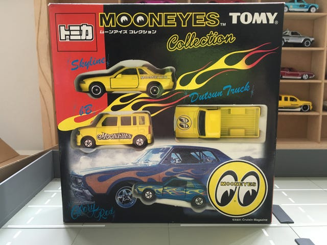 Mooneyes Monday - Tomica