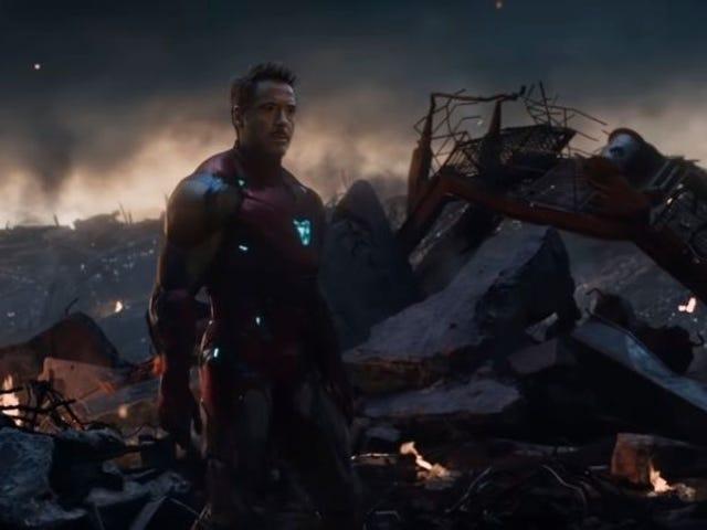 Este gráfico interactivo te ayudará a entender la lógica de los viajes en el tiempo de <i>Avengers: Endgame</i>
