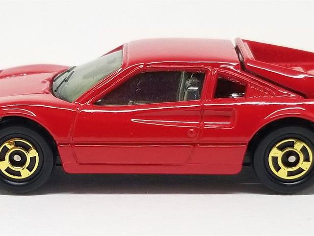 [REVIEW] Tomica Ferrari 308 GTB