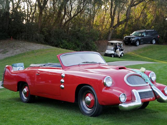1957 Spohn BMW