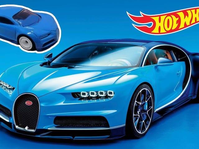 Bugatti trở lại