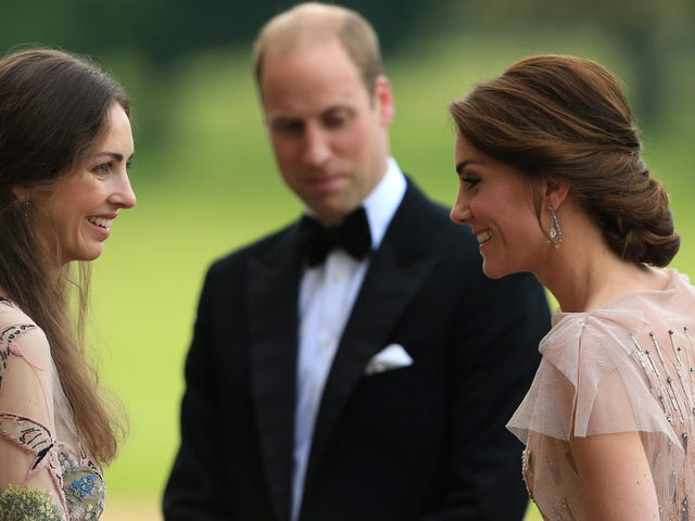 The Tabloids Have Kate in Another ROYAL FEUD