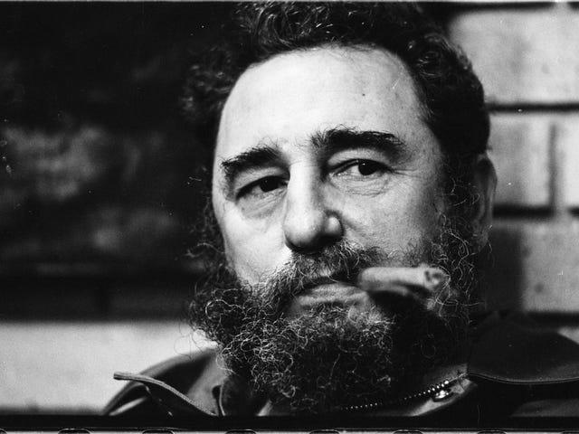 Fidel Vive! A Cuban-American Activist Reflects on El Comandante