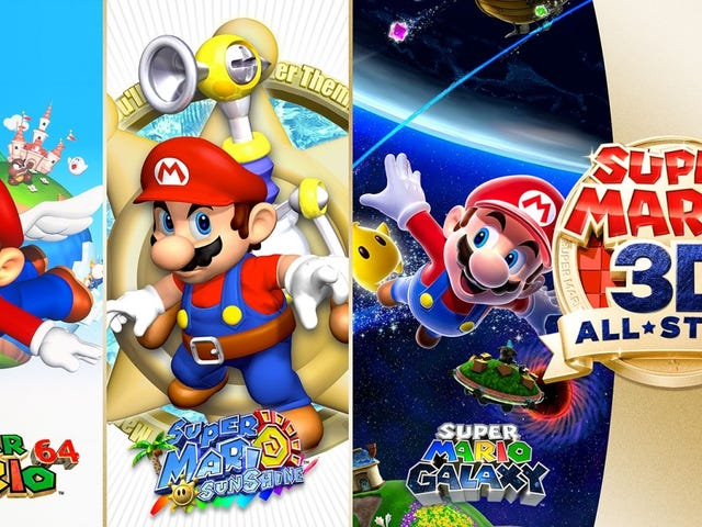 Super Mario 3D All-Stars Is Out, So Where Can You Buy It?
