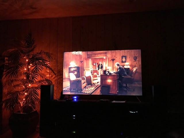 A Little Bit of Twin Peaks in My Living Room