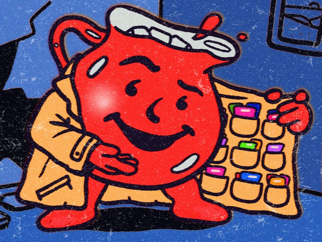 Inside the black (cherry) market of vintage Kool-Aid packet collectors