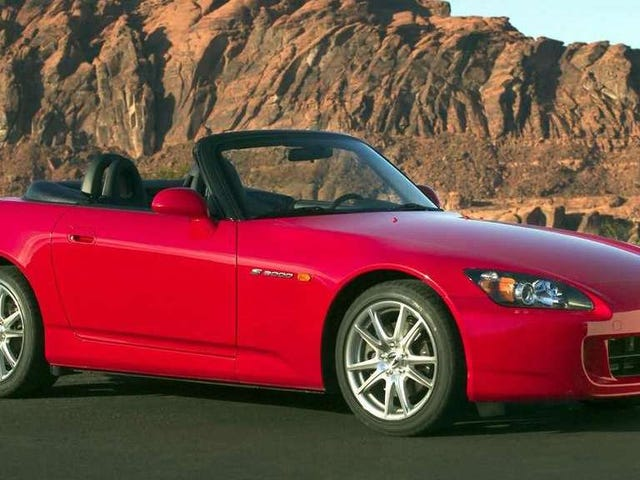 These Are Your Most Gut-Wrenching Automotive Regrets
