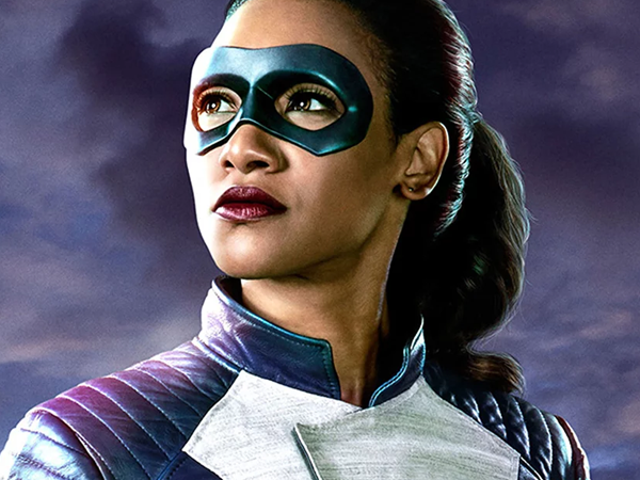 For a Single Episode, Iris West Is Getting One of the Best Superhero Costumes on the CW