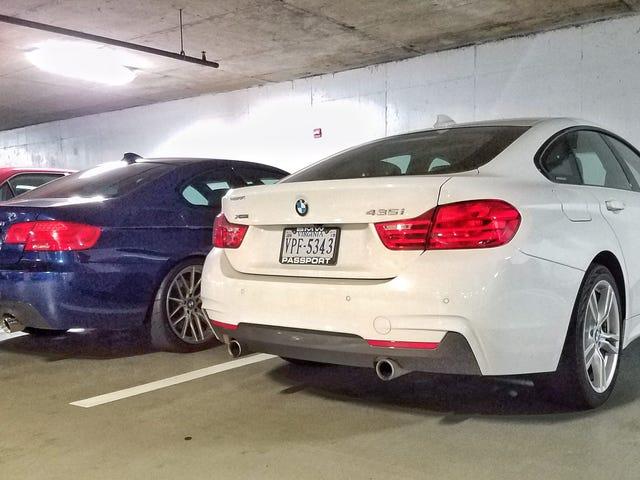 Der BMW N55 hat den großen Grenzkrieg zwischen Maryland und Virginia gelöst, den es nicht gibt