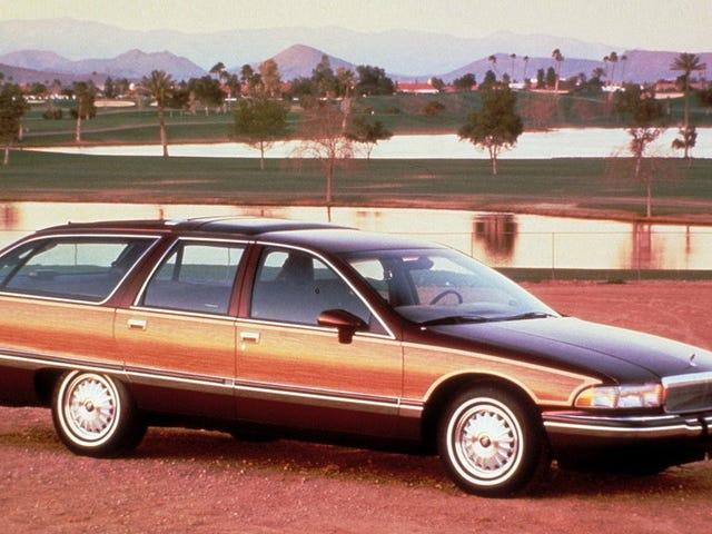 Buick Roadmaster visar att den bakhjulsvagn vi önskade var i våra hjärtan hela tiden.