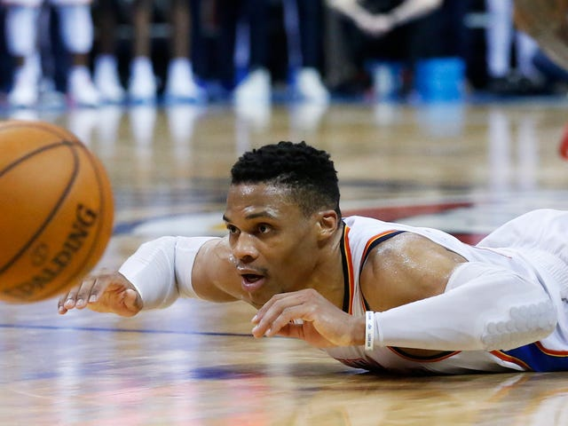 Russell Westbrook Says Shut Up About Stat-Padding