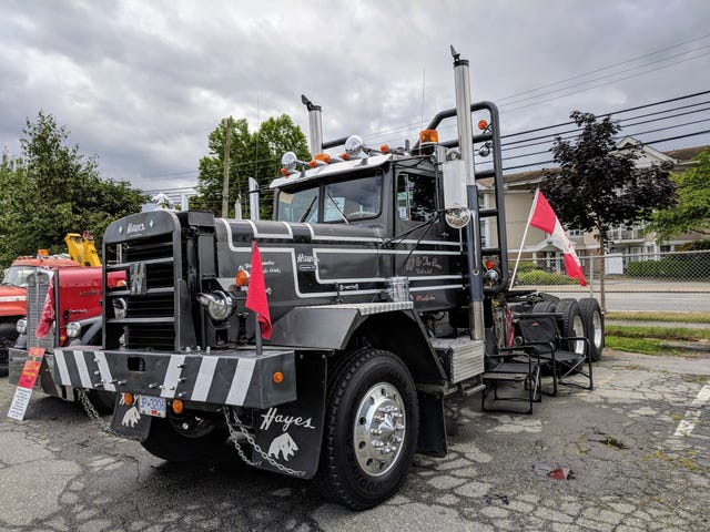 2018 BC Vintage Truck & Tractor Show