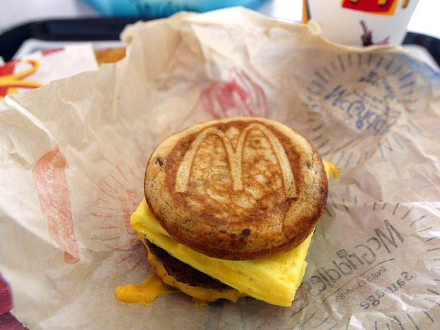 Is America ready for a blueberry McGriddle?