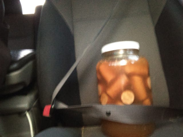 Buckle up for safety