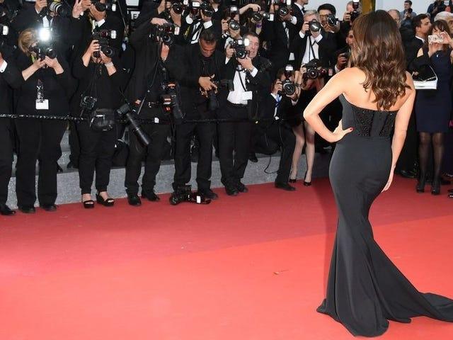Black Dresses Look Nice, That's Nice