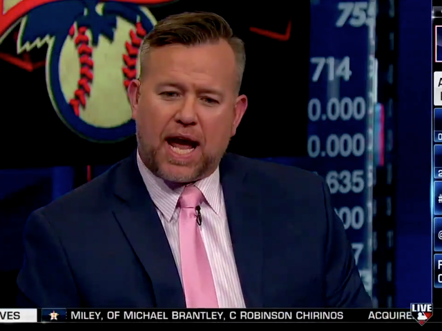 Sean Casey Once Won An Arbitration Case With A Suit That Reeked Of Cat Piss
