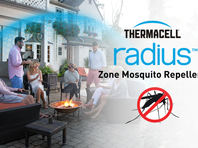 Save on the World's First Rechargeable Mosquito Repeller with a Preorder