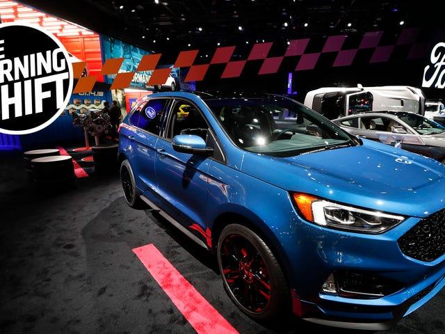¿Por qué Ford fue golpeado en 2018?