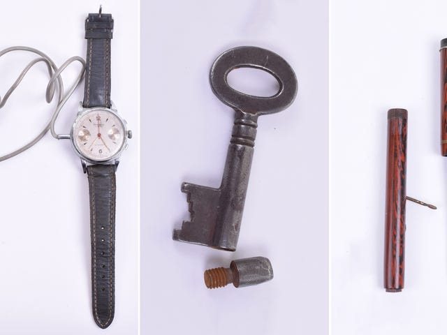 Buy These World War II Spy Gadgets But Don't Tell Anyone