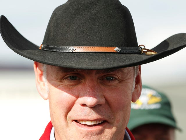 Rick Perry og Ryan Zinke er bare to venner som elsker å ha en god latter