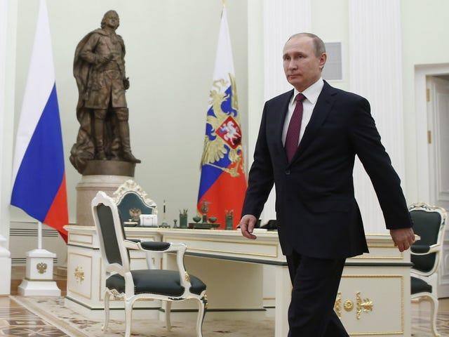 """Master Troll Vladimir Putin Finalmente commenti sul ruolo delle """"prostitute"""" nelle elezioni 2016"""