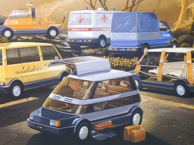 The Modular Car Of My Dreams Was Made Back In 1982