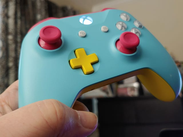 I Love Designing My Own Controllers