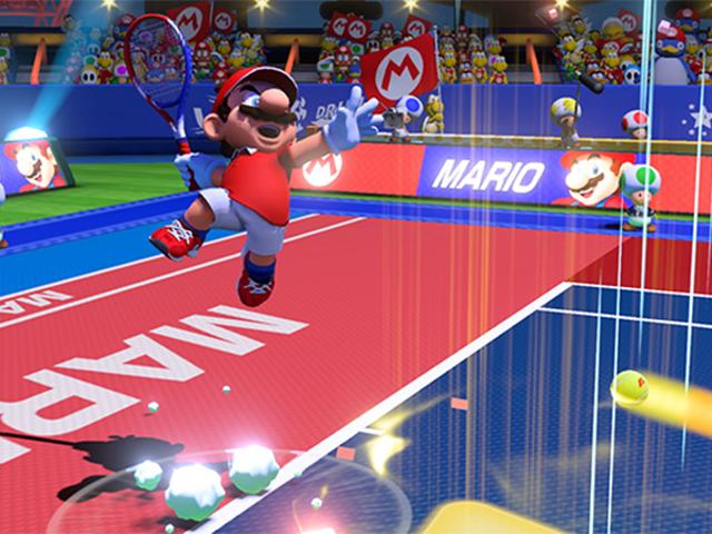 The Week In Games: Grab That Racket