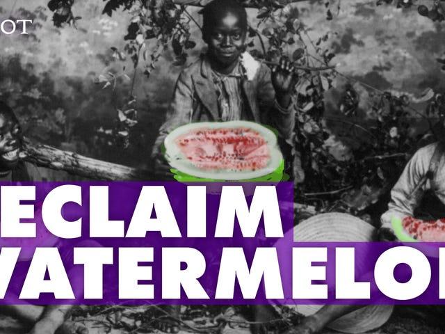 Är vattenmelon rasist eller Nah?