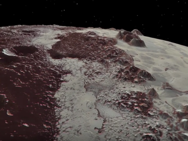 Pluto's Features Just Got Some Seriously Metal Names From Mythology