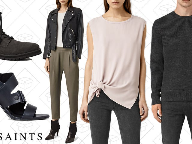All Saints Is Celebrating the End of Summer With 20% Off