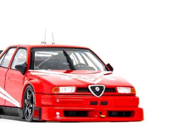 Radcast: DTM Alfa Romeo 155 V6 Ti