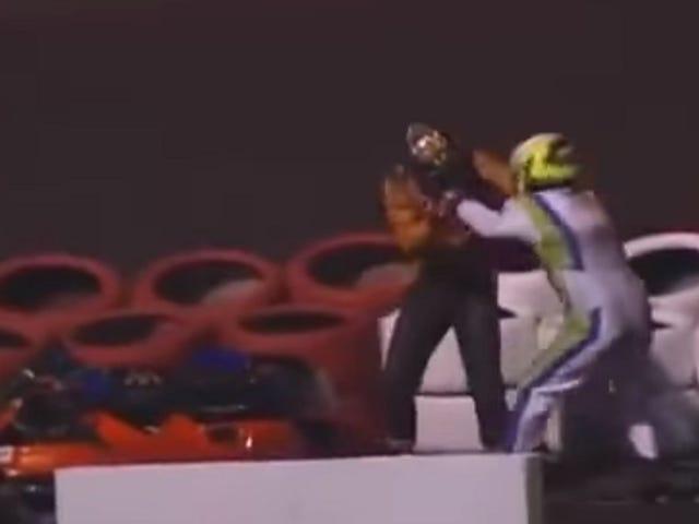 Deux pilotes disqualifiés après une course de karting de 500 km se transformant en bagarre